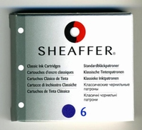 SHEAFFER - CARTOUCHES D`ENCRE